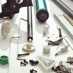 Восстановление оригинального картриджа CANON Cartridge-701Bk